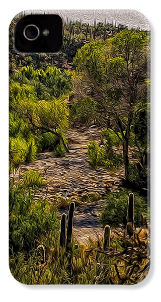 Mystic Wandering IPhone 4 Case by Mark Myhaver