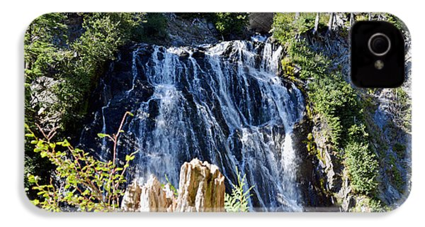 Narada Falls IPhone 4 Case by Anthony Baatz