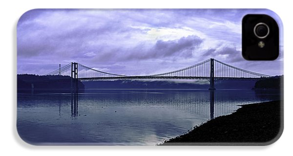 Narrows Bridge IPhone 4 Case by Anthony Baatz