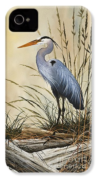 Natures Grace IPhone 4 Case by James Williamson