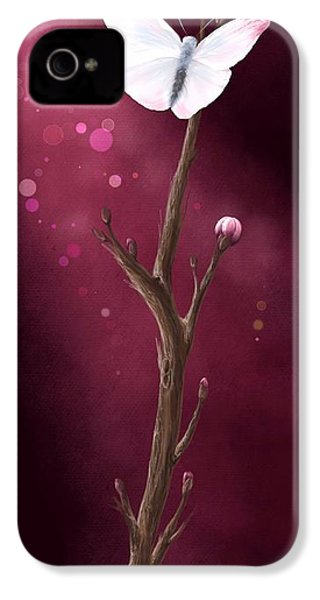 New Life IPhone 4 / 4s Case by Veronica Minozzi
