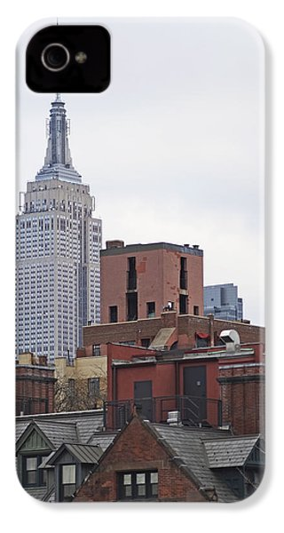 New York Buttes IPhone 4 Case
