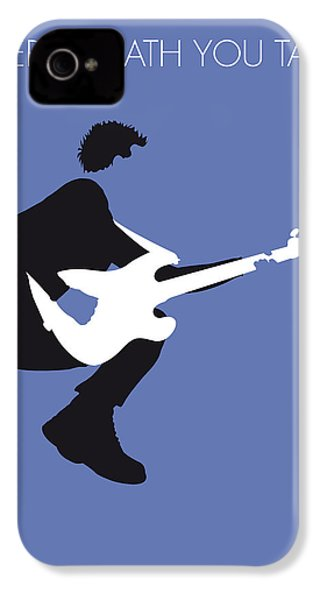 No058 My The Police Minimal Music Poster IPhone 4 / 4s Case by Chungkong Art