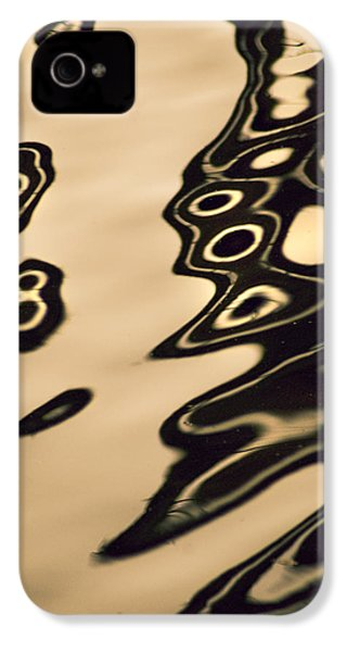 IPhone 4 Case featuring the photograph Non Euclidean Geometry by Yulia Kazansky