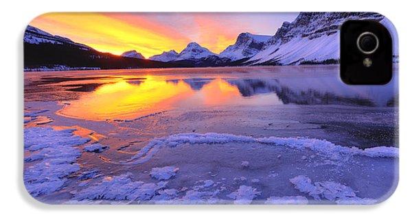 November Freeze 2 IPhone 4 Case by Dan Jurak