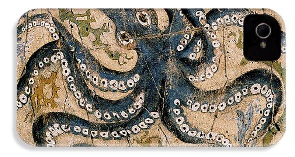 Octopus - Study No. 2 IPhone 4 Case