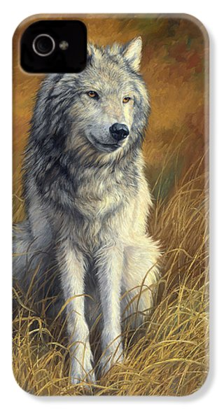 Old And Wise IPhone 4 / 4s Case by Lucie Bilodeau
