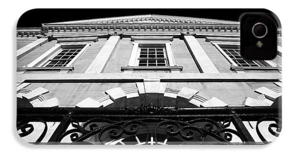Old Exchange Building IPhone 4 / 4s Case by John Rizzuto