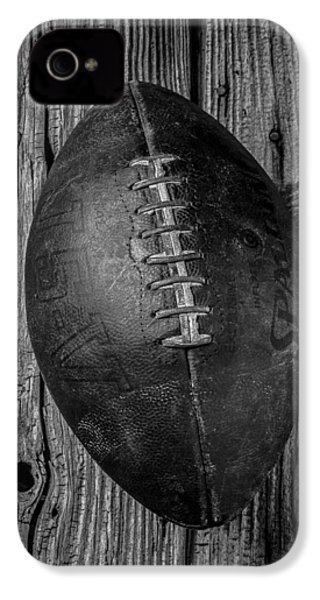 Old Football IPhone 4 Case