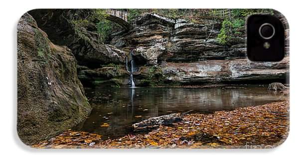 Old Mans Cave IPhone 4 / 4s Case by James Dean