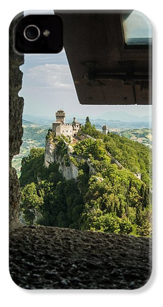On The Inside IPhone 4 Case by Alex Lapidus