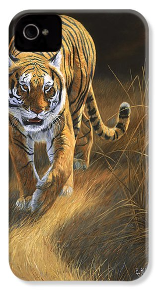 On The Move IPhone 4 Case by Lucie Bilodeau