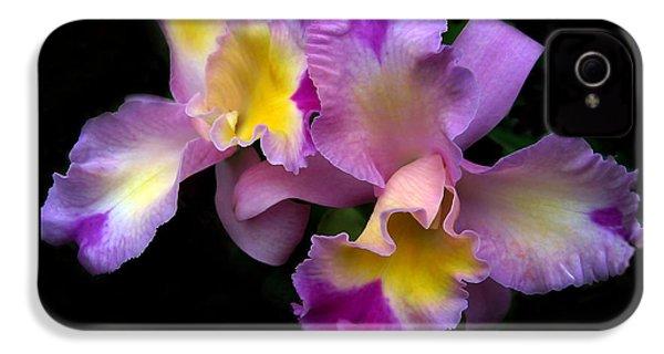 Orchid Embrace IPhone 4 Case