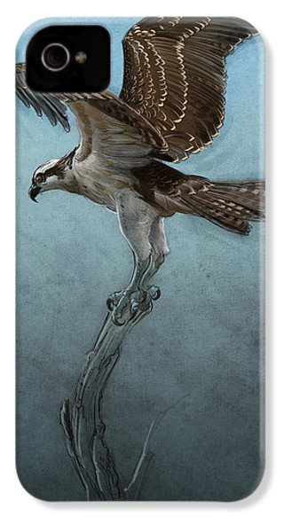 Osprey IPhone 4 / 4s Case by Aaron Blaise