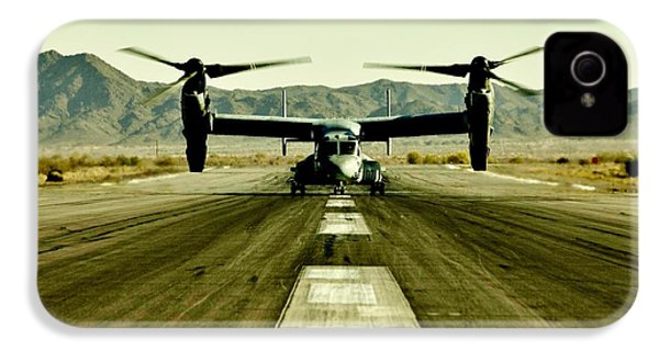 Osprey Takeoff IPhone 4 Case by Benjamin Yeager