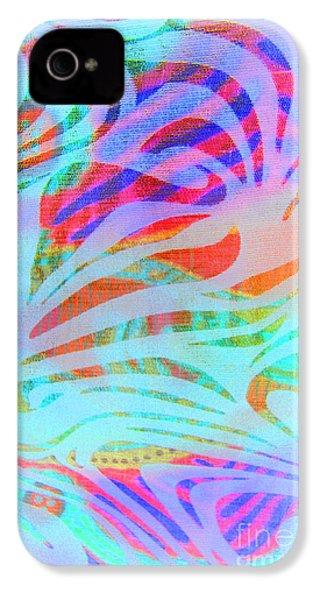 Pacific Daydream IPhone 4 Case by Nareeta Martin