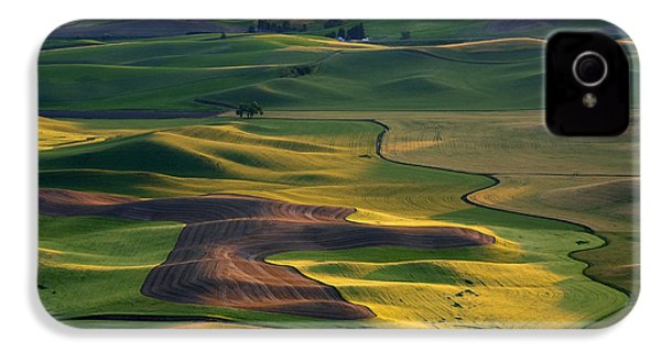 Palouse Shadows IPhone 4 Case