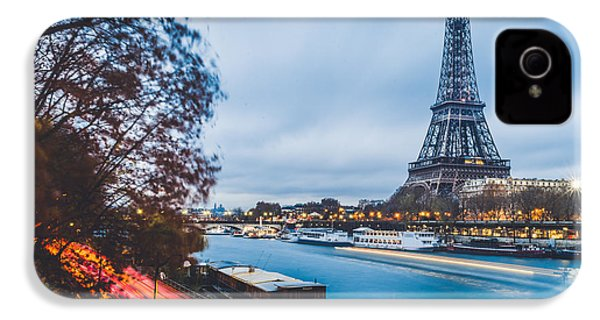 Paris IPhone 4 Case by Cory Dewald