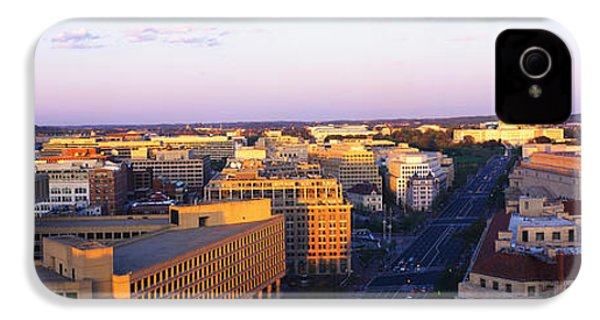 Pennsylvania Ave Washington Dc IPhone 4 Case by Panoramic Images