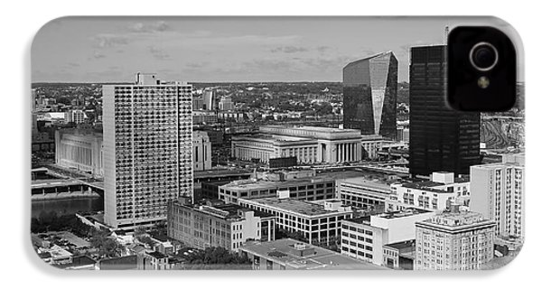 Philadelphia - A View Across The Schuylkill River IPhone 4 Case