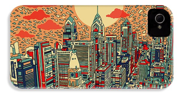 Philadelphia Dream IPhone 4 / 4s Case by Bekim Art