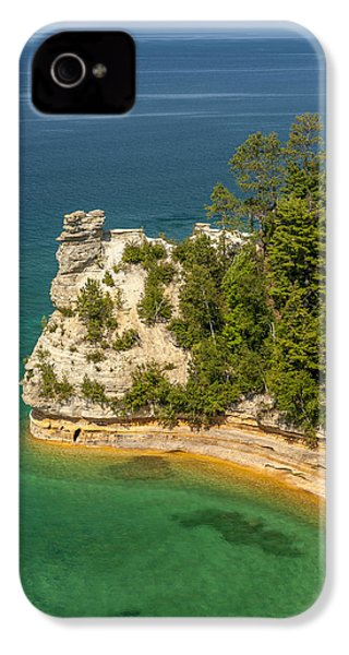 Pictured Rocks National Lakeshore IPhone 4 / 4s Case by Sebastian Musial
