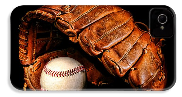 Play Ball IPhone 4 Case by Olivier Le Queinec