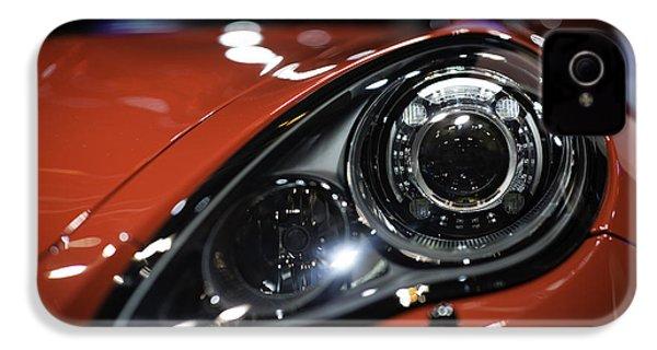 Porsche Panamera Gts IPhone 4 / 4s Case by Sebastian Musial