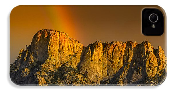 Pot Of Gold IPhone 4 Case by Mark Myhaver