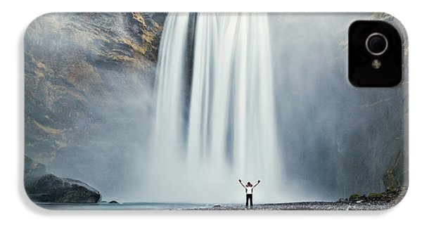 Power Of Elements IPhone 4 Case by Matteo Colombo