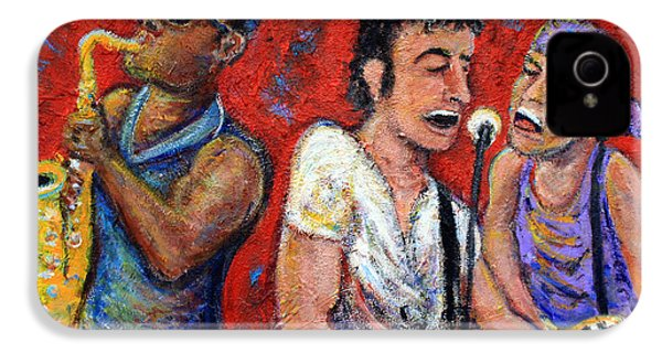 Prove It All Night Bruce Springsteen And The E Street Band IPhone 4 / 4s Case by Jason Gluskin