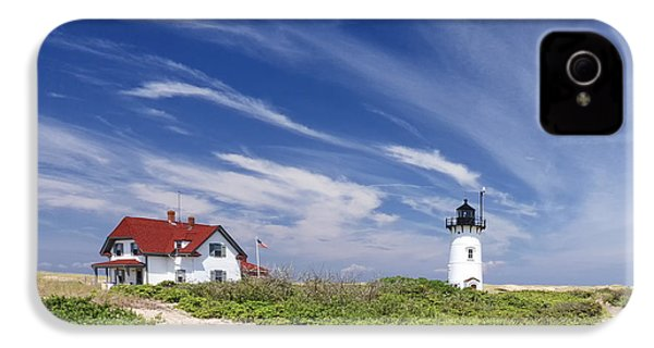 Race Point Light IPhone 4 Case by Bill Wakeley