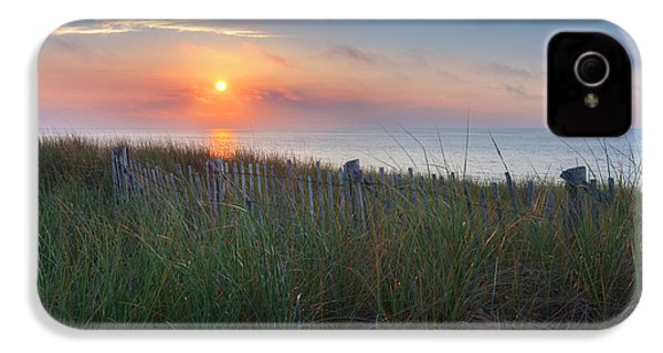 Race Point Sunset IPhone 4 Case by Bill Wakeley