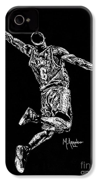 Reaching For Greatness #6 IPhone 4 Case