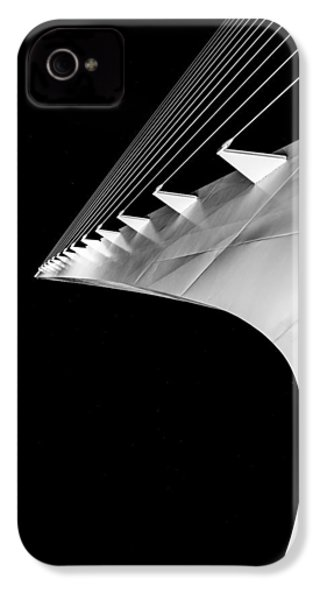 Reading A Sundial At Midnight IPhone 4 Case by Alex Lapidus