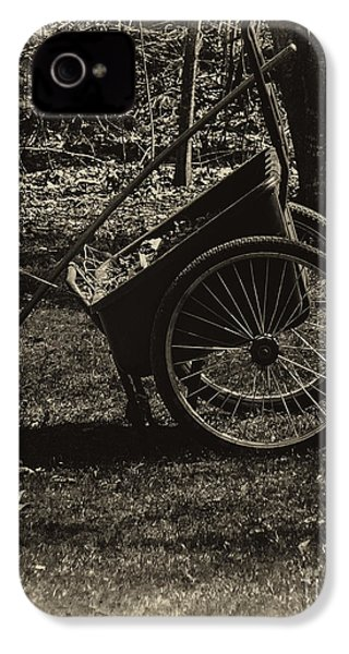 IPhone 4 Case featuring the photograph Rest Awhile by Mark Myhaver
