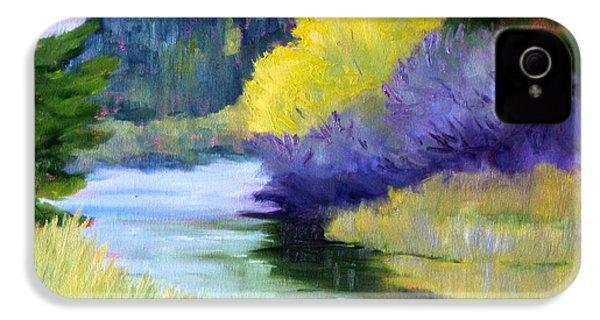 River Color IPhone 4 Case