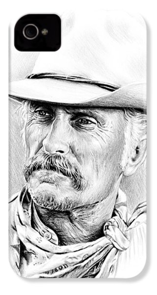 Robert Duvall IPhone 4 Case