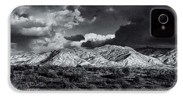 Rollin' Through 57 IPhone 4 Case by Mark Myhaver