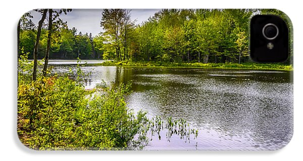 IPhone 4 Case featuring the photograph Round The Bend 35 by Mark Myhaver