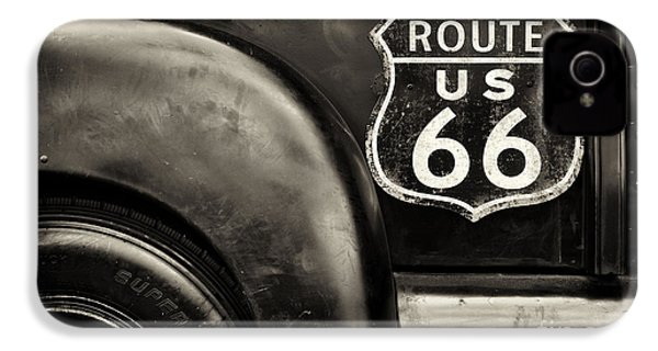 Route 66 IPhone 4 / 4s Case by Tim Gainey