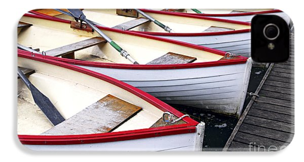 Rowboats IPhone 4 Case