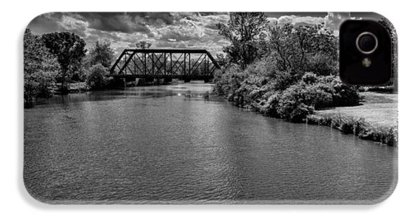 Royal River No.2 IPhone 4 Case by Mark Myhaver
