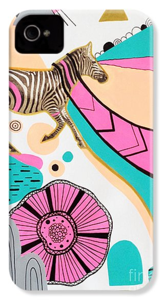 Running High IPhone 4 / 4s Case by Susan Claire