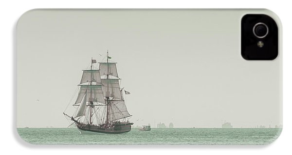 Sail Ship 1 IPhone 4 Case by Lucid Mood