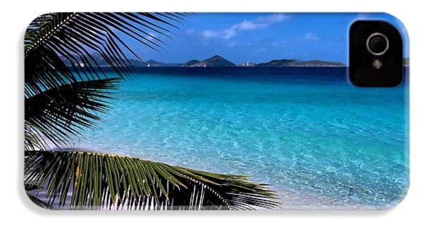 Saloman Beach - St. John IPhone 4 Case