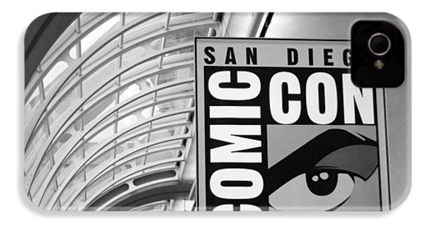 San Diego Comic Con IPhone 4 Case by Nathan Rupert