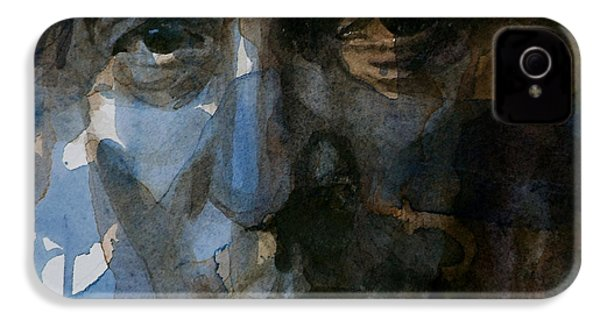 Shackled And Drawn IPhone 4 Case by Paul Lovering