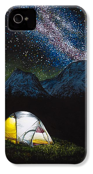 Solitude IPhone 4 Case by Aaron Spong