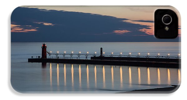 South Haven Michigan Lighthouse IPhone 4 Case